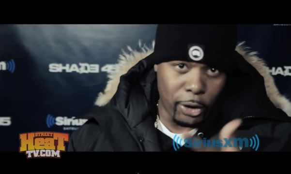 mbstreetheatvideo Memphis Bleek   Sh!t Freestyle (Live At Shade 45) (Video)