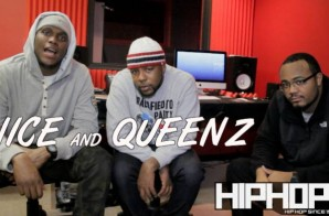 Nice & Queenz Exclusive HHS1987 Interview (Video)