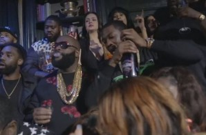 Rick Ross Brings Out Meek Mill In Washington, DC (Video)