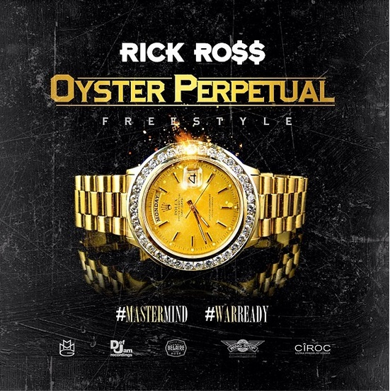 rossart Rick Ross   Oyster Perpetual Freestyle