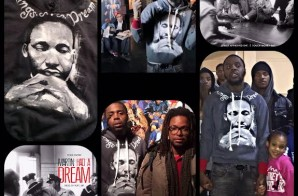 Pook Paperz – Martin Had A Dream (Black History Month Tribute) (Video)