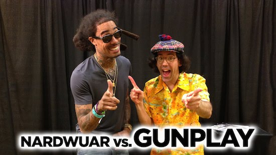 0GNWZfI Gunplay Vs. Nardwuar (Video)