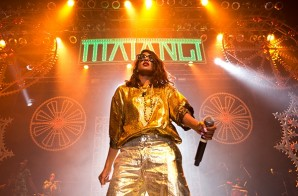 M.I.A. Announces 'Matangi' Tour Dates with A$AP Ferg