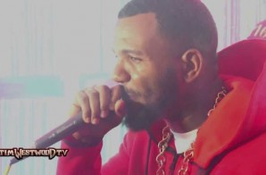 The Game & LA Kings – Tim Westwood Freestyle (Video)