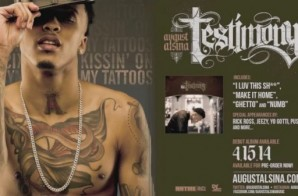 August Alsina – Kissin' On My Tattoos