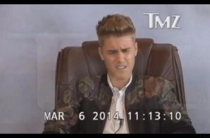 Justin Bieber's Videotaped Dispositions (Video)