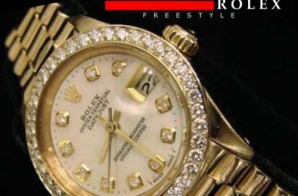 Chic Raw – Presidential Rolex (Freestyle) Ft. Get Bizzy Bam