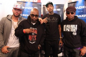 DJ Drama Spits First Freestyle On Sway In The Morning (Video)
