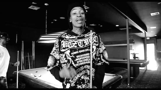 HrEhUEj Wiz Khalifa & Chevy Woods – OG Bobby Johnson Freestyle (Video)