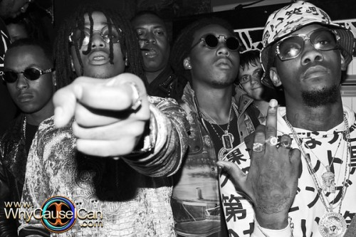 IMG 0079 M 500x333 Fort Knox x Que x K Camp x Migos x Snootie Wild Takeover Suite 101 at SXSW 2014 (Photos)