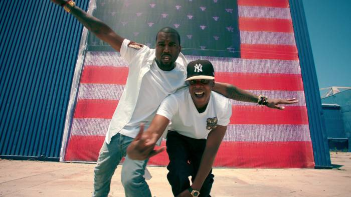 Kanye West Jay Z Kanye West Partners Up With Roc Nation