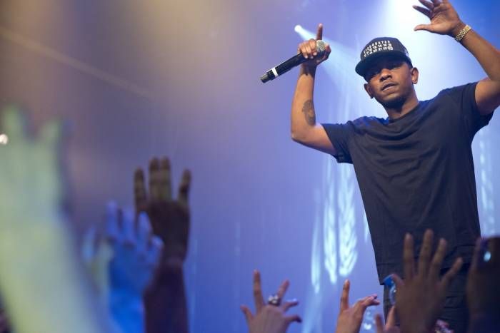 Kendrick lamar 1360479601 Kendrick Lamars iTunes Festival SXSW Performance To Stream Live For Free