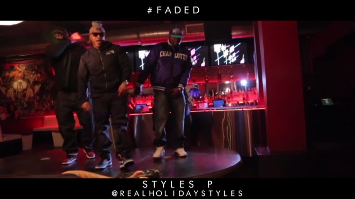 LOX 1 The Lox   Faded ft. Tyler Woods (Behind The Scenes) (Video)