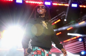 Lil Wayne Opens 2014 mtvU Woodie Awards With A Freestyle (Video)