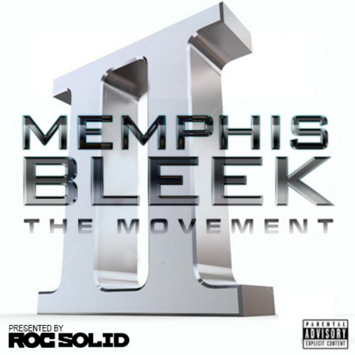 Memphis Bleek The Movement 2 front large Memphis Bleek   The Movement 2 (Mixtape)