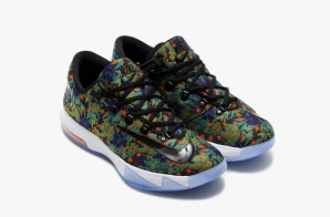 "Nike KD 6 ""Floral"" (Photos)"