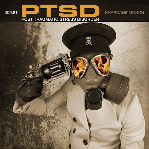 Pharoach Monch PTSD Cover Pharoahe Monch   PTSD (Trackl