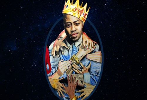 Raheem DeVaughn – King Of Loveland (Mixtape)