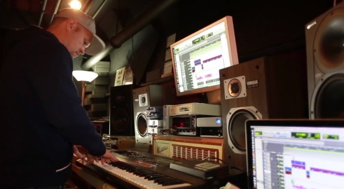 "Screen Shot 2014 03 03 at 20.52.42 1 Jake One   The Making Of Drake's ""Furthest Thing"" (Video)"