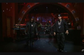 "Rick Ross & French Montana Perform ""Nobody"" on Late Night with Seth Meyers (Video)"