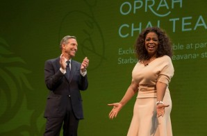 Oprah Winfrey Creates Her Own Chai Tea Line With Starbucks