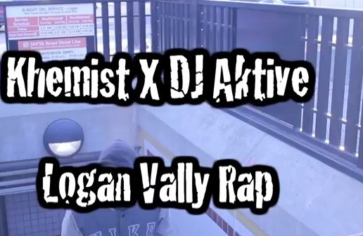 Khemist – Logan Valley Rap (Video)