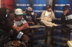 Slaughterhouse Acapella Freestyles On Sway In The Morning (Video)