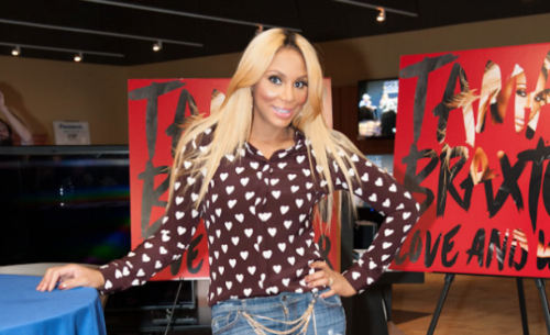 Tamar Braxton Tour With R Kelly Tamar Braxton Joining R. Kelly On Tour
