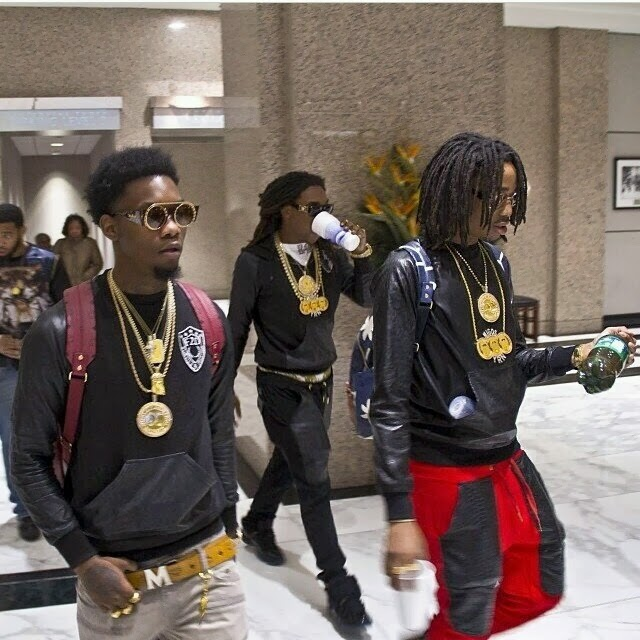 Migos Involved In A Shootout In South Florida