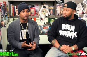 Cyhi The Prynce Stops By The No Judgment Zone (Video)