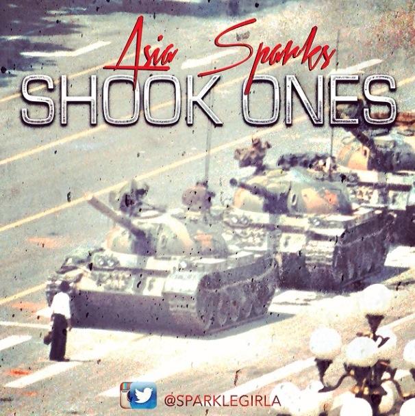 asia sparks shook ones freestyle HHS1987 2014 Asia Sparks   Shook Ones Freestyle