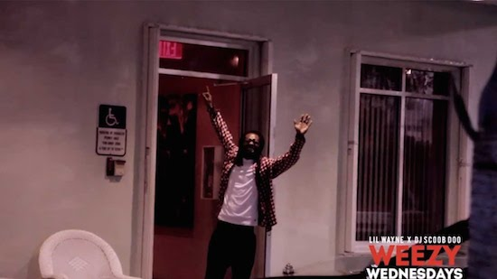 axpMcfp Lil Wayne – Weezy Wednesdays (Episode 4) (Video)