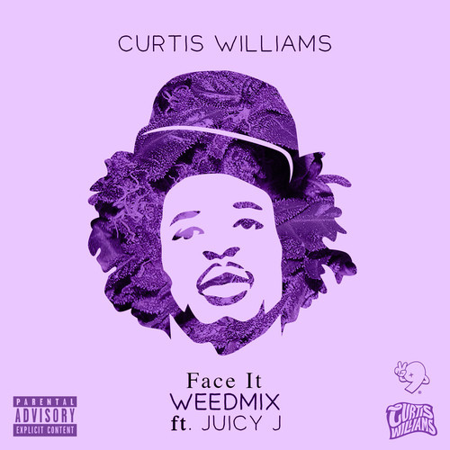 face it weedmix Curtis Williams x Juicy J   Face It (Weedmix)