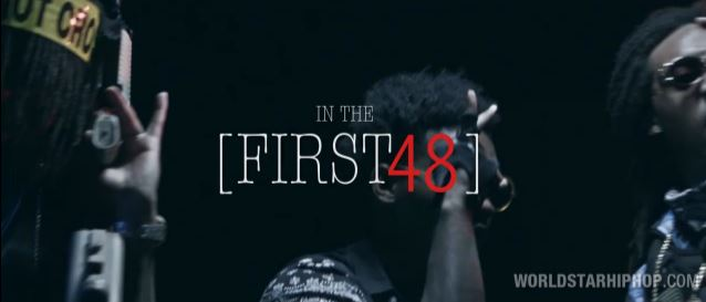 first48migosvideo Migos   First 48 (Video) (Directed By KeeMotion)