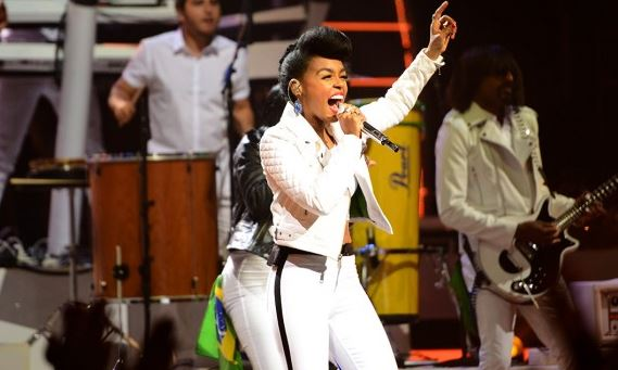 jmliveonamericanidol Janelle Monae   What Is Love (Live On American Idol) (Video)