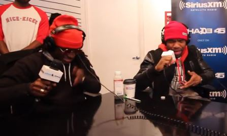 llapswayinthemorning Audio Push & Loaded Lux   Sway In The Morning (Freestyle) (Video)