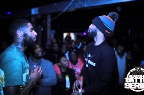 Headshot Battle Series: Hondow vs K.Walker (Video)