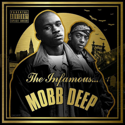 nbY1GZh Mobb Deep – The Infamous Mobb Deep (Album Tracklist)