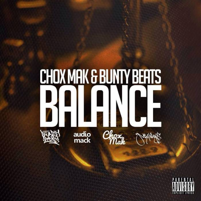 photo 1 Chox Mak & Bunty Beats   Balance (Mixtape)