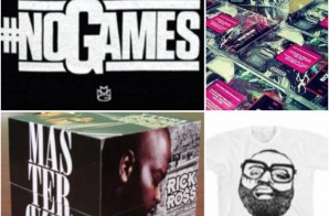 """Win an Autographed Rick Ross """"Mastermind"""" (Deluxe Edition) CD, Prize Pack, and More via HHS1987"""