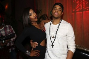Sevyn Streeter Gives Mack Wilds A Lap Dance At S.O.B's Concert