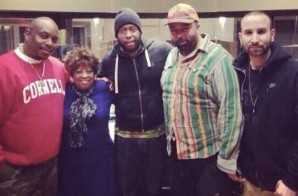 Talib Kweli & J Dilla's Mother 'Ma Dukes' On The Combat Jack Show (Audio)
