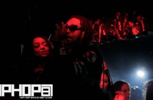 Ty Dolla Sign Brings Out Asia Sparks At The Barbary In Philadelphia (3/18/14) (Video)