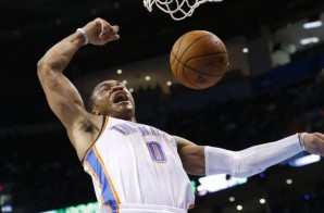 Dunk Of The Year: Russell Westbrook Puts The Pistons On A Poster (Video)