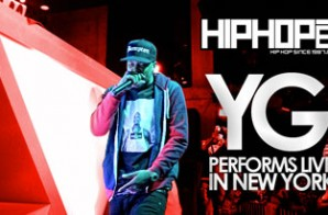 YG Performs At The Melrose Ballroom in NYC (03/21/14) (Video)