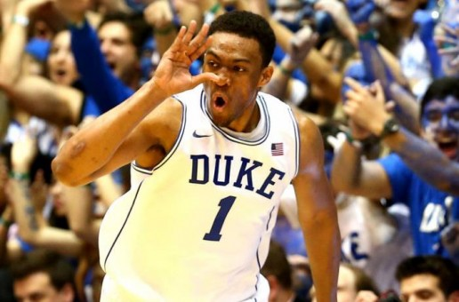 Duke Blue Devil Freshman Star Jabari Parker Will Enter the NBA Draft
