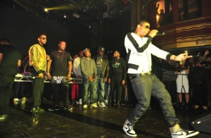 Fabolous & Friends At Webster Hall (Video)