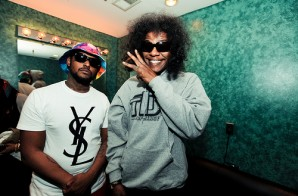 Schoolboy Q & Ab Soul – Druggy's Wit Hoes 3 (Live At Nokia Theatre In LA) (Video)