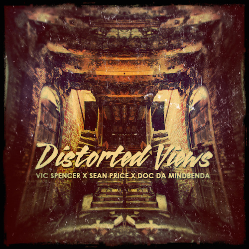CorEfDF Vic Spencer – Distorted Views ft. Sean Price