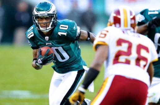 RGIII's Jaccpot: Desean Jackson Signs a 3 Year Deal with the Washington Redskins